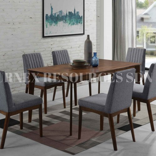 GRACIA 1+6 DINING SET