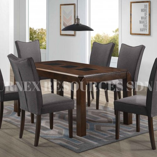 TRIFIA 1+6 DINING SET
