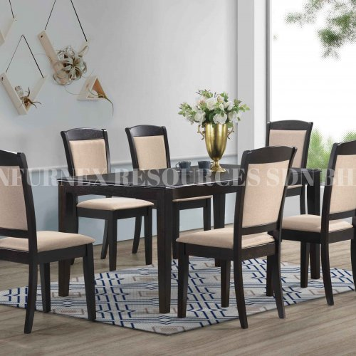 ALBY 1+6 DINING SET