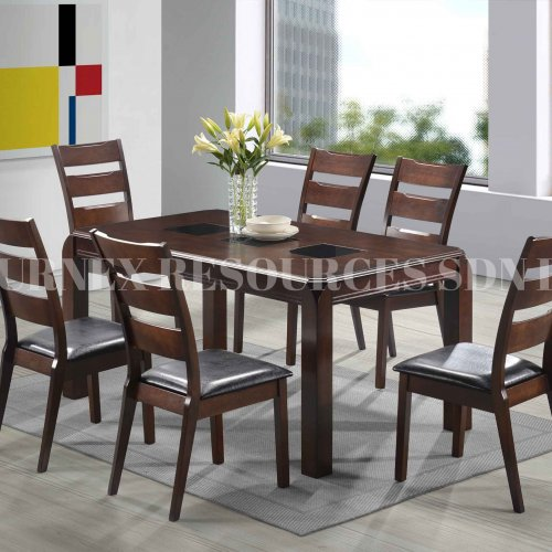 EREN 1+6 DINING SET