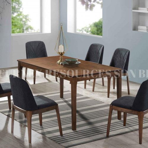 GEOVANNI 1+6 DINING SET