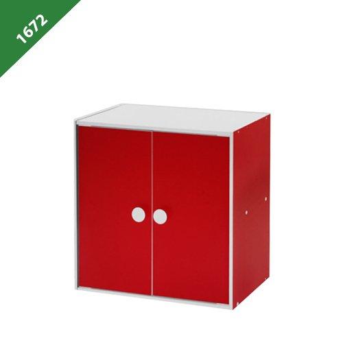 1672 COLOUR BOX