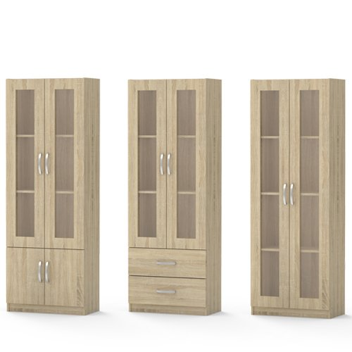 1713,1713-GD-1200,1713-GD-1600,1713-DW-200,1713-DR-400 BOOKCASE